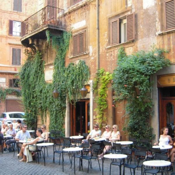 Antico Caffe della Pace en Roma