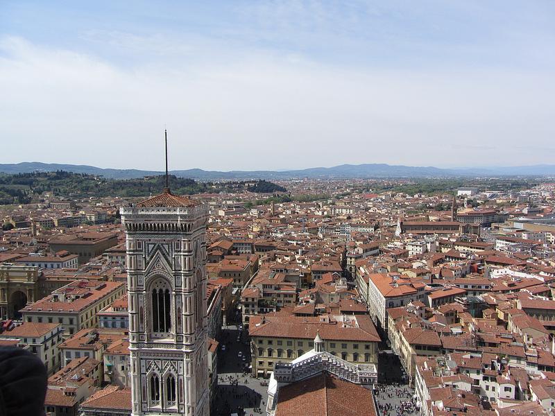 Campanile de Giotto de Florencia