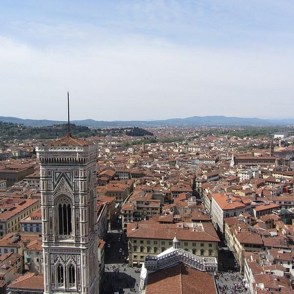 Campanile (Campanario) de Giotto de Florencia