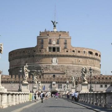 Castillo Sant Angelo en Roma