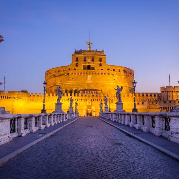 Castillo Sant'Angelo en Roma