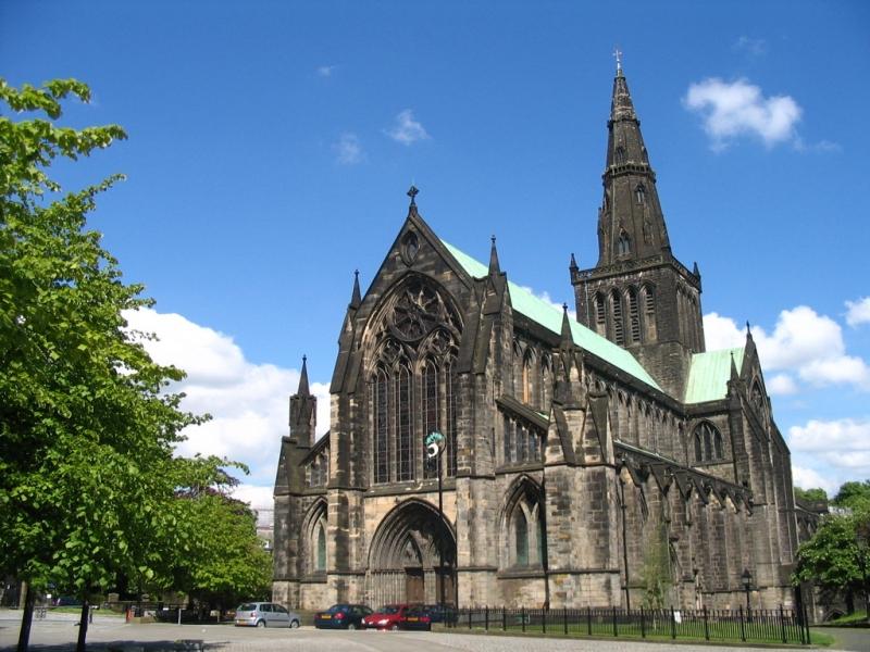 Resultado de imagen de catedral de glasgow