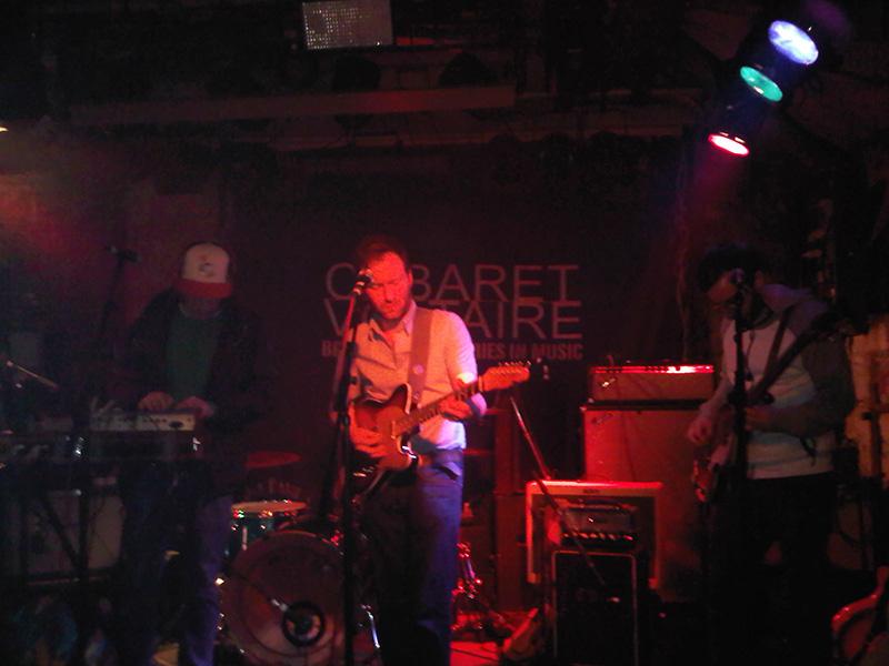 Club Cabaret Voltaire en Edimburgo