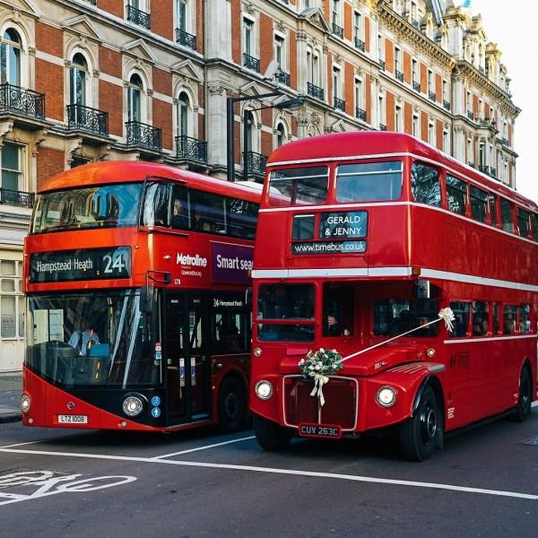 Como moverne en Londres