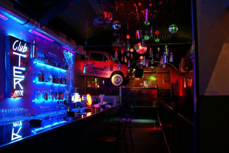 Discoteca Termix en Praga