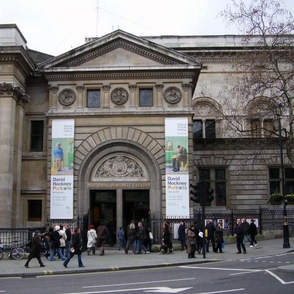 Galería Nacional de Retratos en Londres