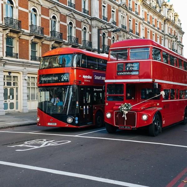 Guía del Transporte Público de Londres