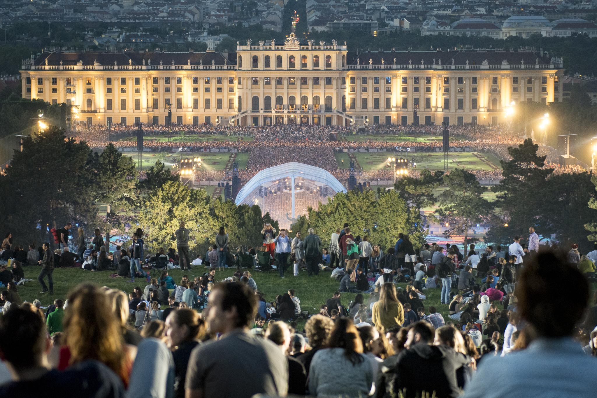 Los mejores eventos de Viena