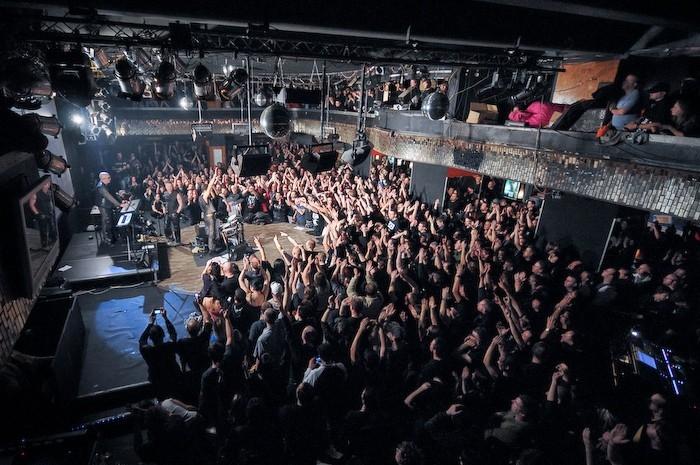 Lucerna Music Bar in Prague