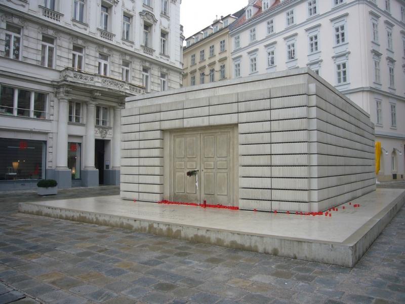 Memorial de la Shoah en Viena