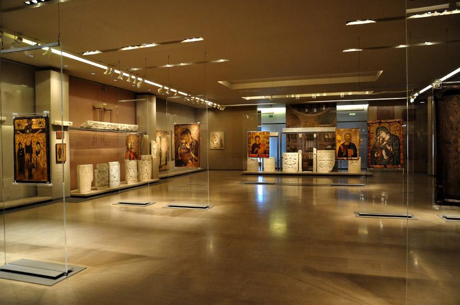 Museo Bizantino de Atenas