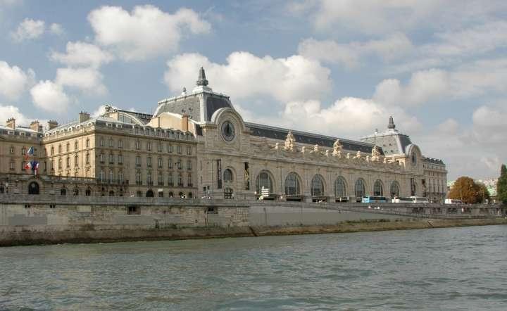 Museo D'Orsay en París