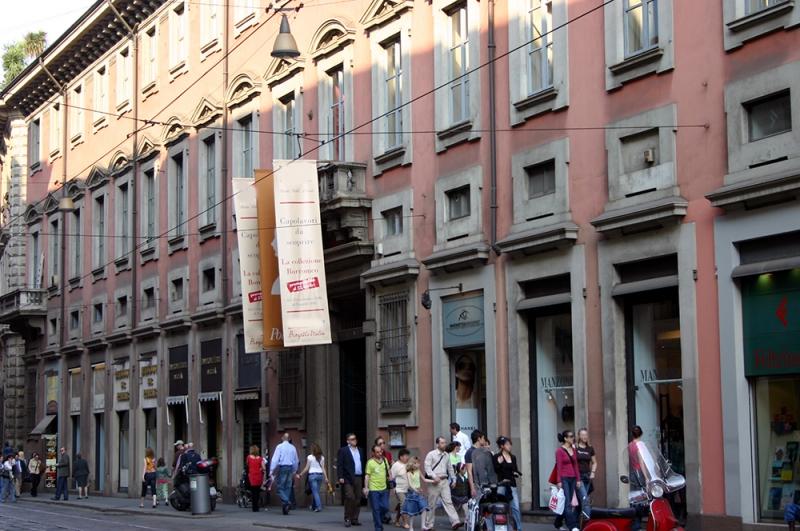 Museo Poldi Pezzoli en Milán