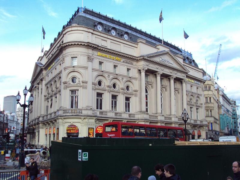 Museo Ripley's Believe it or not en Londres