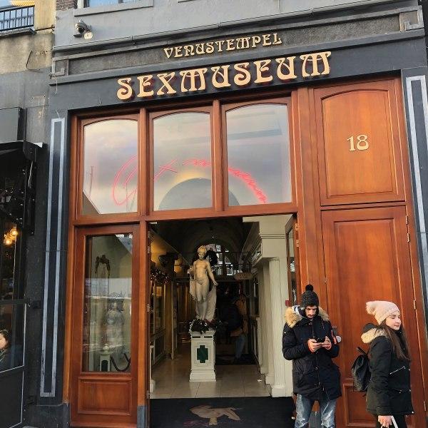 Museo del Sexo en Ámsterdam