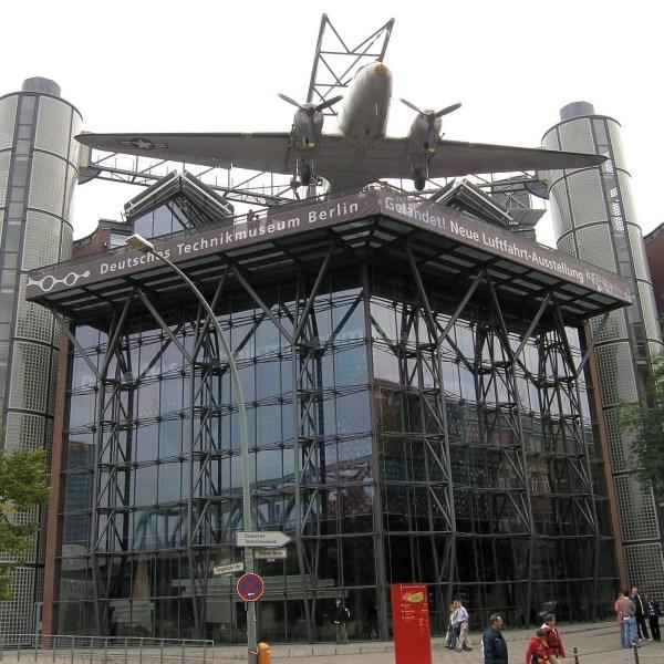 Museo Tecnológico Alemán de Berlín