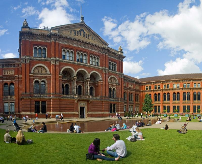 Museo Victoria and Albert de Londres
