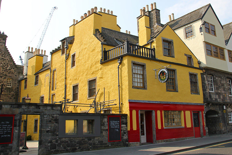 Museo de Edimburgo