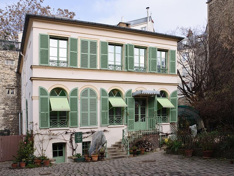 Museo de la Vida Romántica de París
