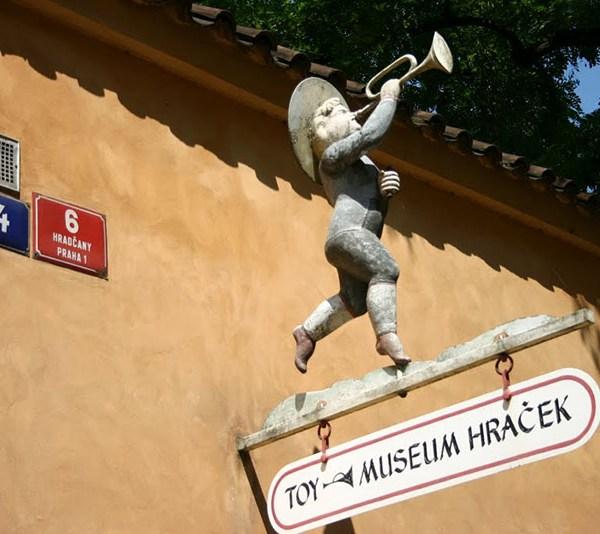Museo del Juguete en Praga