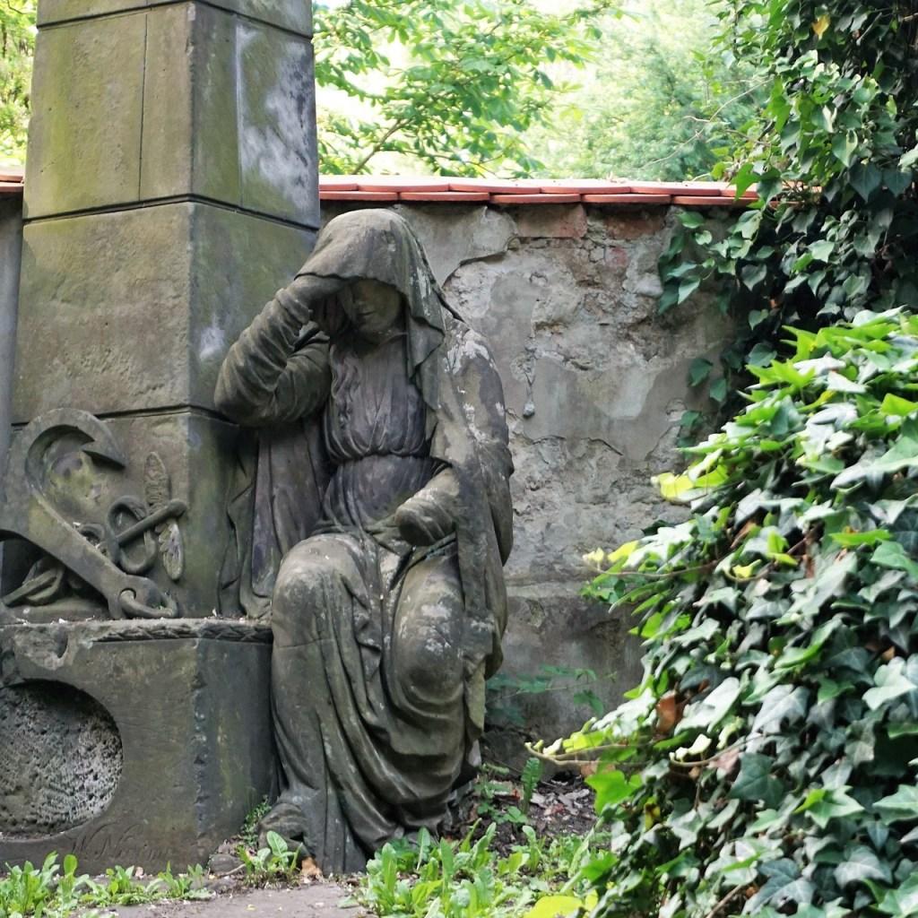 Olšany Cementerio Judío de Praga
