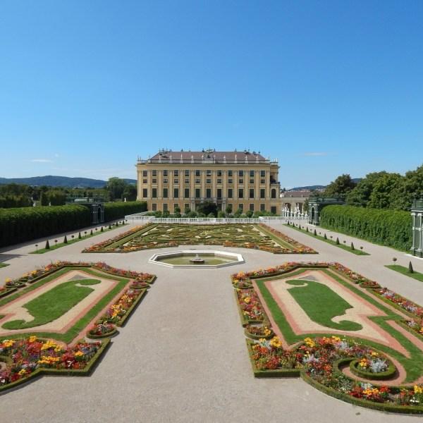 Palacio Schönbrunn de Viena