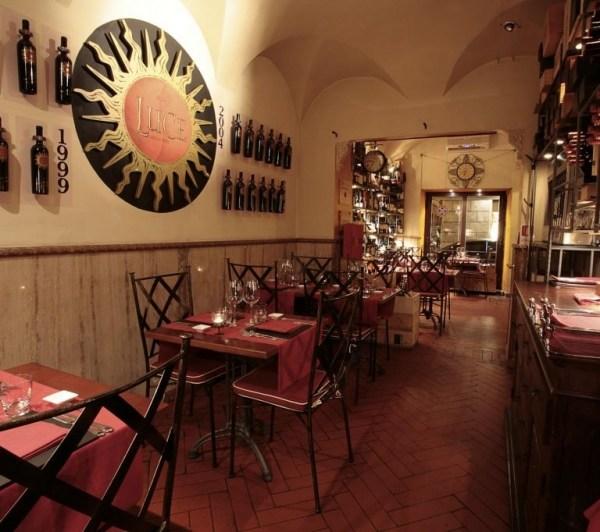 Restaurante Ad Hoc en Roma