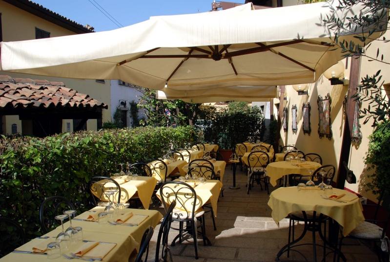 Restaurante Brellin en Milán