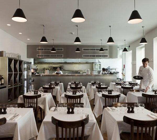 Restaurante St John en Londres