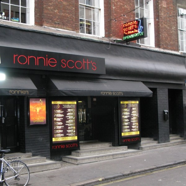Ronnie Scott's – Club de Jazz de Londres