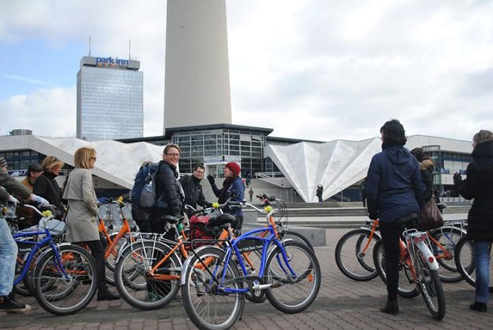 Tour en bicicleta por Berlín