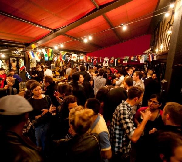 Vibe bar de Londres