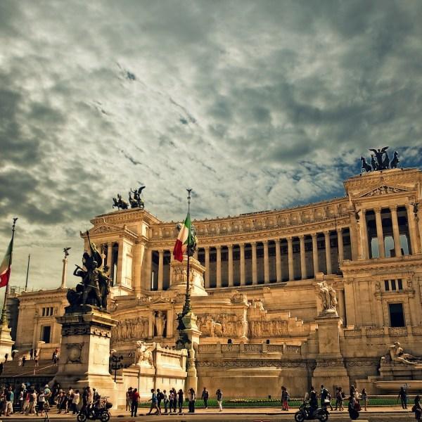 Porque viajar a Roma