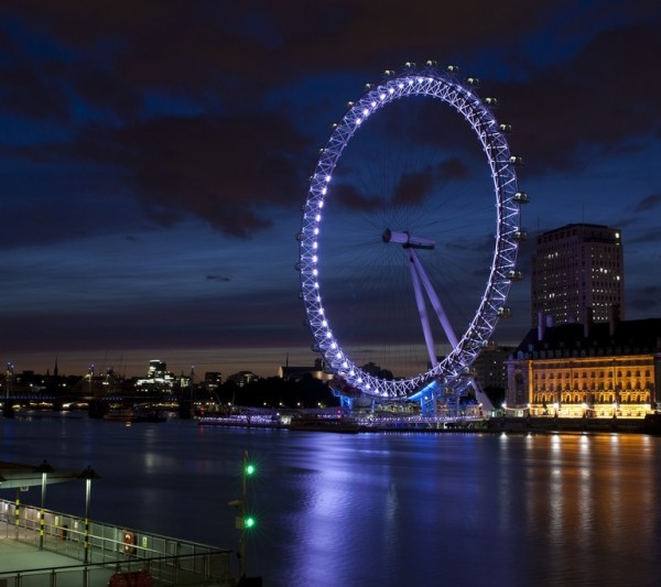 London Eye: Londres a tus Pies