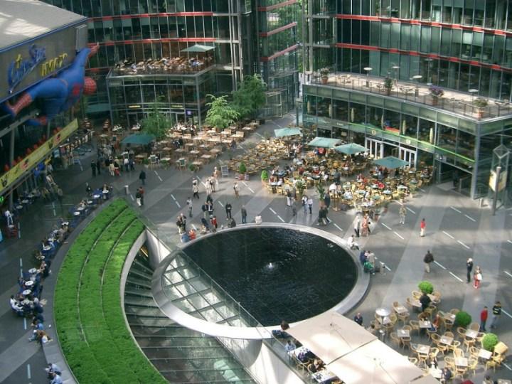 Potsdamer Platz de Berlín