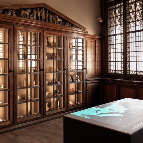 Museo Allard Pierson en Ámsterdam