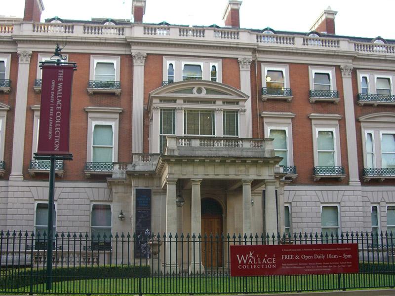 Colección Wallace en Londres