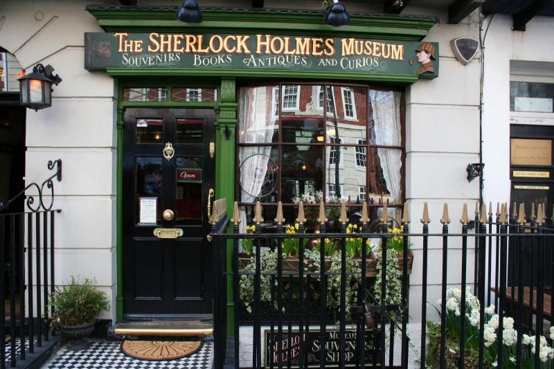 Museo Sherlock Holmes de Londres