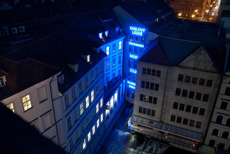 Discoteca Karlovy Lázně en Praga