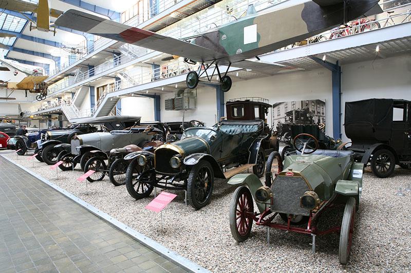 Museo Técnico Nacional de Praga