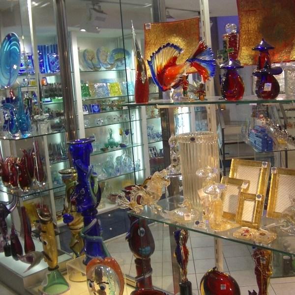 Museo del Vidrio en Venecia