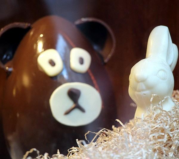 Turín y la Fabrica de Chocolate