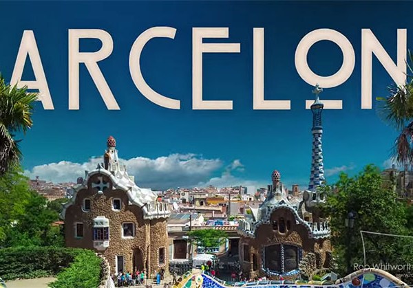 Barcelona en 2 minutos, Barcelona GO!