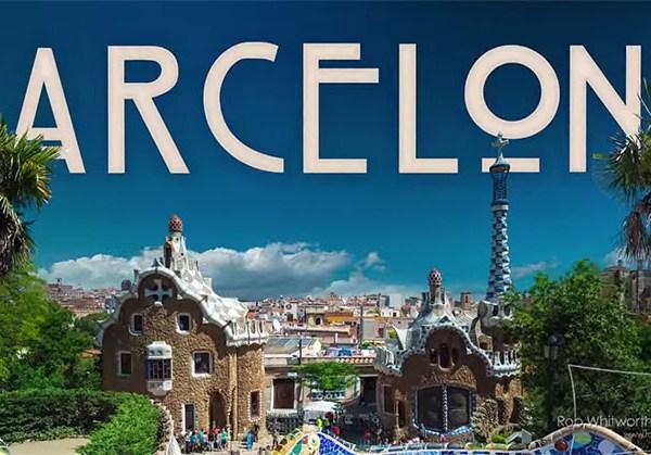 Barcelona en 2 minutos