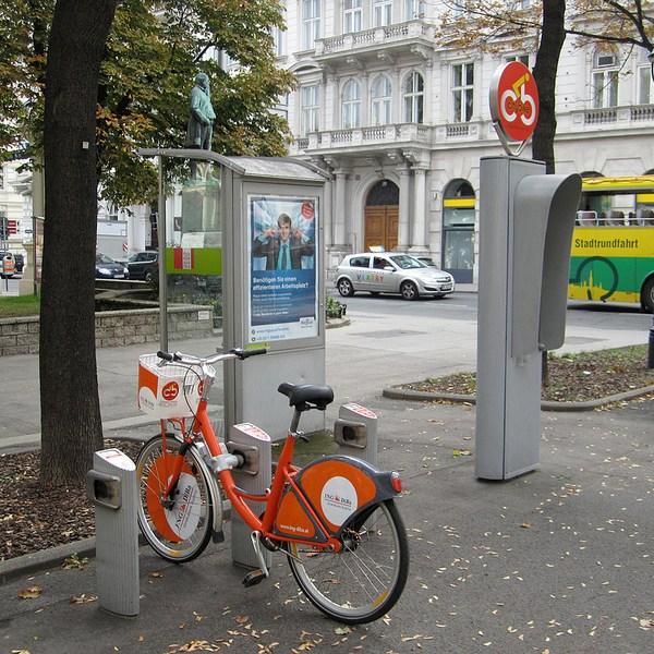 Bicicletas en Viena, Precios, Rutas y Alquiler