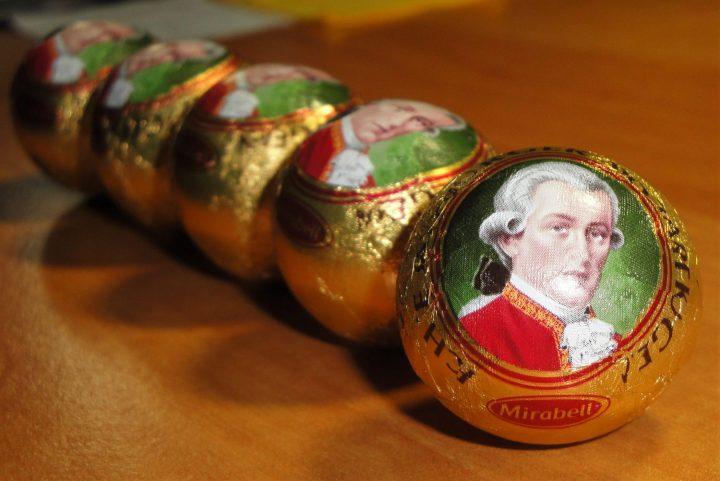 Bombones Mozart o Mozartkugeln