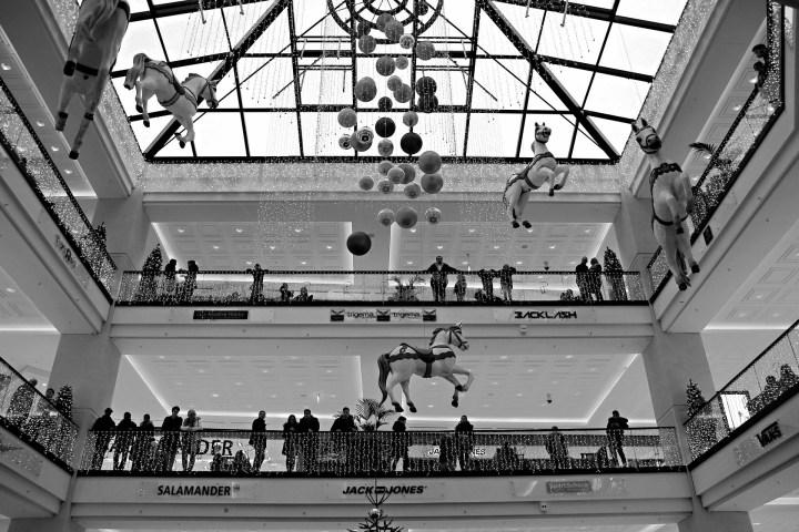 Centro Comercial en Berlín