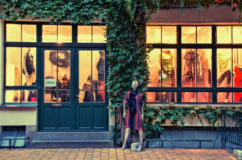 Tienda de Moda en Mitte