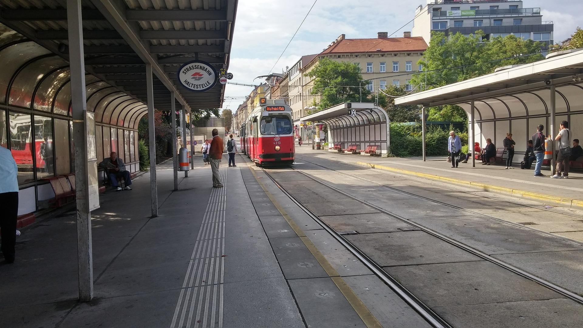Tranvías de Viena