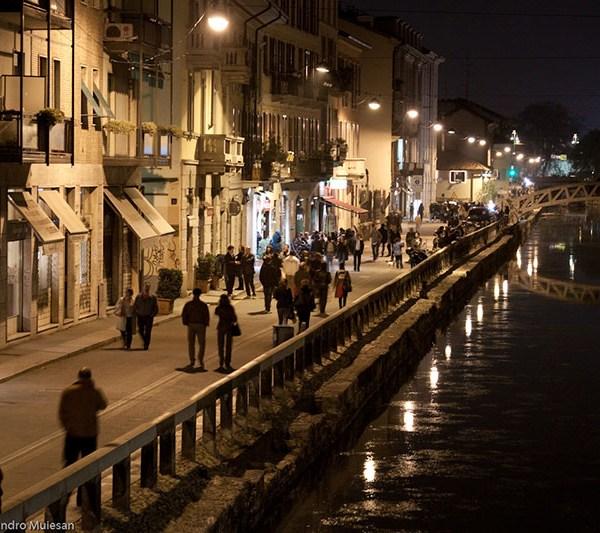 Navigli Milán